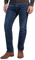 Gant Tyler Straight Jeans, Dark Blue