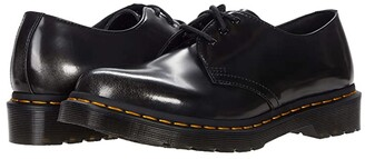 Dr. Martens 1461 (Silver Arcadia) Women's Lace up casual Shoes