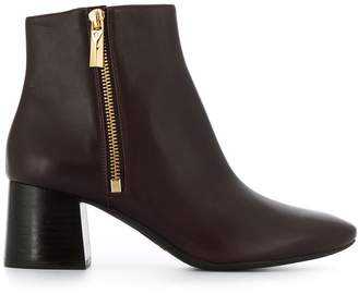 Michael Kors Alane zipped ankle boots