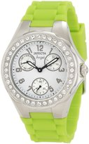 Invicta Women's 1639 Angel Dial Crystal Accented Watch