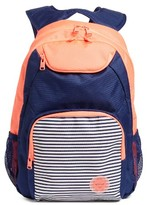 Roxy Shadow Swell Backpack - Orange