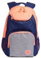 Roxy Shadow Swell Backpack - Orange