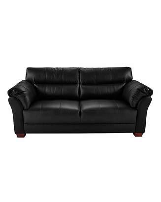 Marisota Ancona Leather Three Seater Sofa