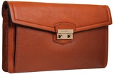 Cole Haan Zoe Izzie Clutch (Woodbury) - Bags and Luggage
