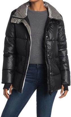Noize Cardi Puffer Coat