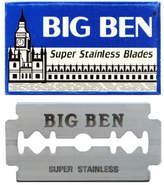 Smallflower Big Ben Super Stainless Blades by Big Ben (5 Blades)