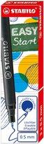 Stabilo Move Easy Pen Refill Blue 3/Pk