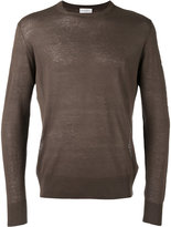 Ballantyne Maglia pullover - men - Silk/Linen/Flax - 46