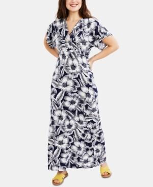 Motherhood Maternity Nursing Maxi Dress