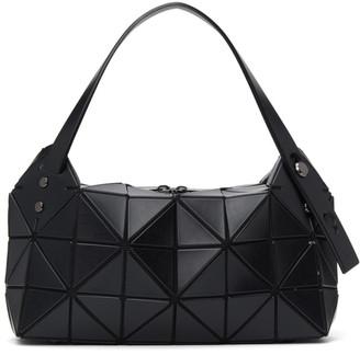 Bao Bao Issey Miyake Black Matte Boston Top Handle Bag