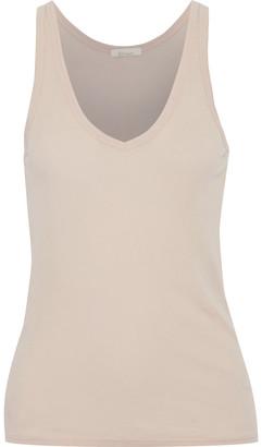 Skin Slub Organic Pima Cotton-jersey Tank