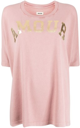 Zadig & Voltaire Amour T-shirt