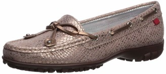 Marc Joseph New York Women's Leather Made in Brazil Cypress Hill Golf Shoe