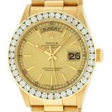 Rolex Day-Date 36mm Gold Yellow gold Watches