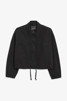 Monki Cropped jacket