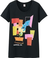 Uniqlo Women's UTGP Pixar Graphic Tee