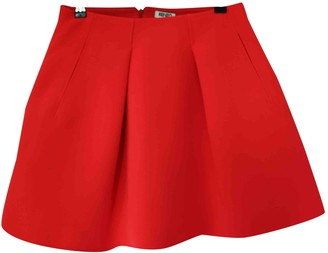 Kenzo Orange Skirt for Women
