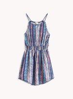 Ella Moss Girl Jaya Printed Voile Dress