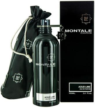 Montale 3.3Oz Aoud Lime Eau De Parfum Spray