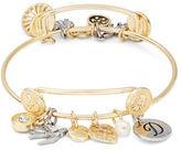 RJ Graziano D Initial Charm Bracelet