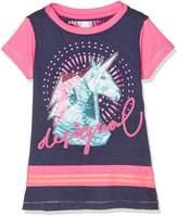 Desigual Girls' T-shirt Indianapolis, Sizes 5-14 (7/8)