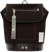 Kenzo Black Pull-Tab Backpack
