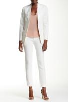 Ports 1961 Cady Slim Fit Silk Trouser
