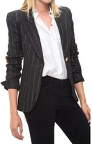 Smythe Patch Pocket Duchess Blazer