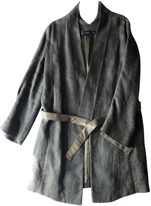Theyskens' Theory Grey Linen Jackets