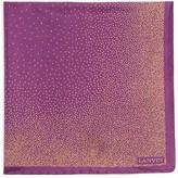 Lanvin Degradé Dots Pocket Square