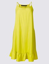 M&S Collection Woven Vest Dress
