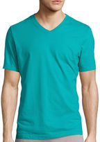 JCPenney Xersion V-Neck Tee