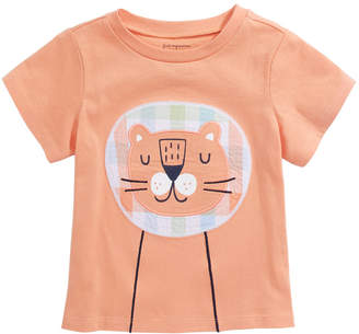 First Impressions Toddler Boys Tiger Graphic Cotton T-Shirt