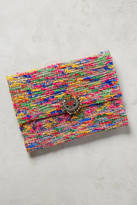 Anthropologie Static Pouch