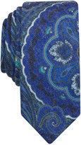 Original Penguin Men's Printed Paisley Slim Tie