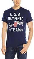 Freeze Men's USA Olympic Beer Pong Team T-Shirt