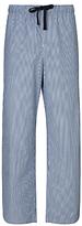 John Lewis Classic Stripe Pyjama Bottoms, Blue
