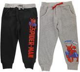 Marvel Boys' 2-Pack Fleece Pants