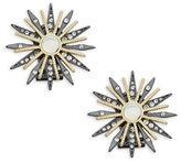 Nanette Lepore Starburst Postback Earrings