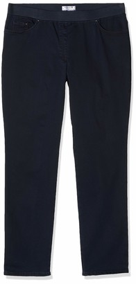Raphaela by Brax Women's 10-6220 PAMINA SLIM Slim Jeans Blue - Blau (DARK BLUE 22) 26N (52N EU)