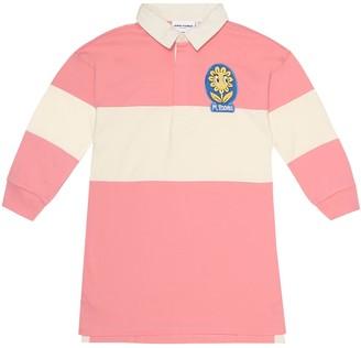 Mini Rodini Cotton polo shirt dress