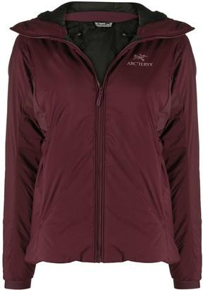 Arc'teryx Atom AR hooded jacket