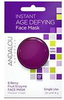 Andalou Naturals Instant Age Defying Face Mask, 6-Count