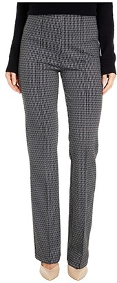 Lysse Elysse Wide Leg Pants (Nordic Houndstooth) Women's Casual Pants