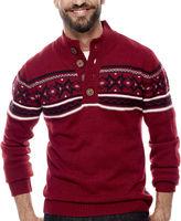 i jeans by Buffalo Ladie Mockneck Sweater