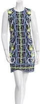 Peter Pilotto Abstract Print Dress