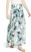 Somedays Lovin Palm Fringe Skirt