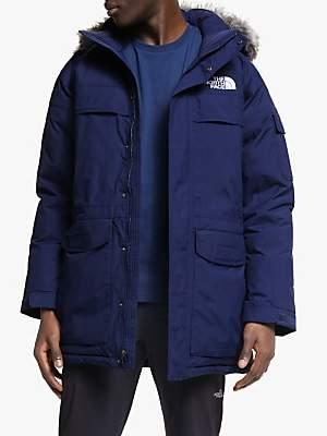 The North Face McMurdo Men's Waterproof Jacket, Montague Blue