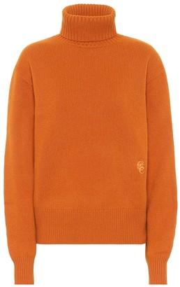 Chloã© Cashmere turtleneck sweater
