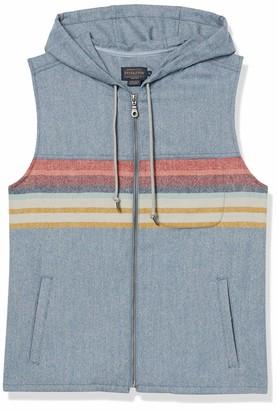 Pendleton Women's Hooded Wool Vest